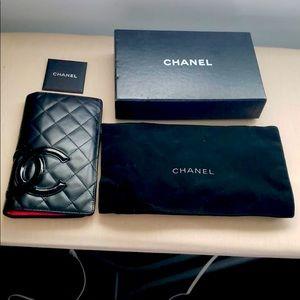 Chanel Cambon long wallet